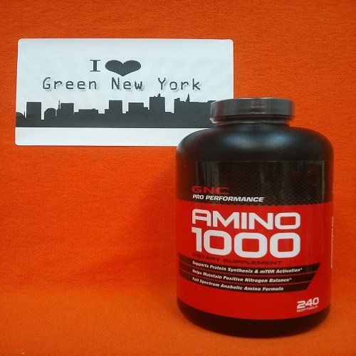GNC Pro Performance® aminés 1000 240 Softgel