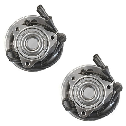 drivestar-515050x2-pair-new-front-wheel-hub-bearing-for-ford-lincoln-mercury-4-door-w-abs