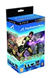 Sony PlayStation 3 Move Starter Pack with Sorcery and Navigation Controller - Move Included (PS3)