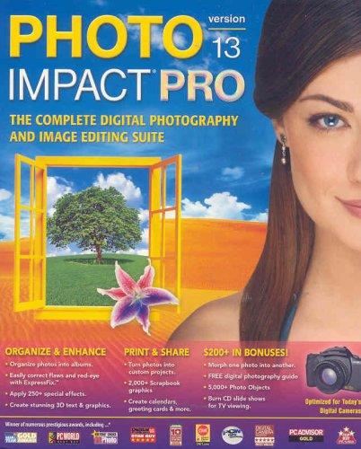 Photo Impact Pro 13