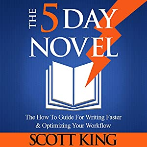 The 5 Day Novel Audiobook
