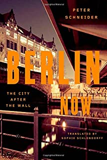 Book Cover: Berlin Now: The City After the Wall