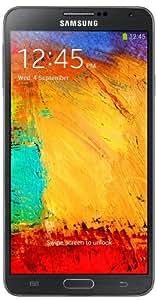 Samsung Galaxy Note 3 Smartphone débloqué, Ecran 5,7 pouces, 32 Go mémoire, 13 Mégapixels, Android 4.3 Jelly Bean, 3Gb RAM, Noir (import Europe)