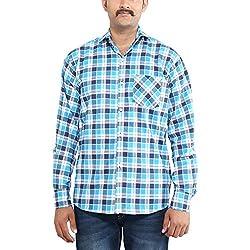 Oshano Men's Warm Cotton Shirt