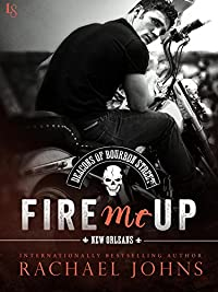 Fire Me Up by Rachael Johns ebook deal