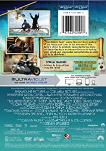 The Adventures of Tintin by Paramount Pictures