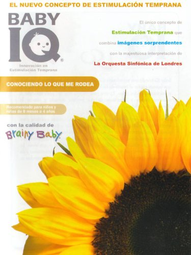 Brainy Baby - Baby Iq: Conociendo Lo Que Me Rodea - The World Around Us (Spanish) front-329650