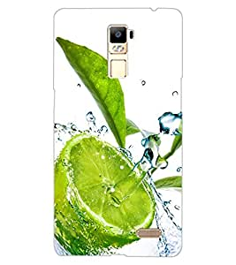 ColourCraft Creative Image Design Back Case Cover for OPPO R7