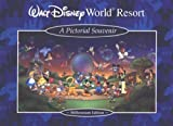 WALT DISNEY WORLD SOUVENIR BOOK (Walt Disney Parks and Resorts custom pub)