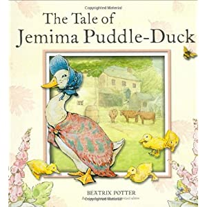 Tale of Jemima Puddleduck by Beatrix Potter from Amazon