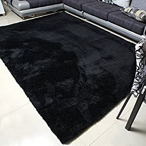 Buy 200cm*250cm(78.7 inches*98.4 inches), Black : MBIGM ...