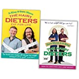 HAIRY DIETERS BOOK SET: EAT FOR LIFE & HOW TO LOVE FOOD AND LOSE WEIGHT