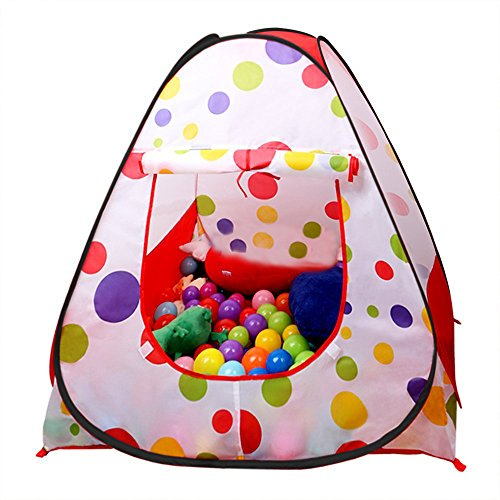 Review Of Babrit Play Tent Colorful Unisex Ideal Birthday Gift Pool House Baby Beach Tent