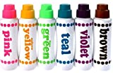 Do-a-dot Brilliant Markers 6 Ea (Pack of 2)