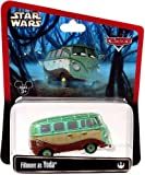 Disney Cars Star Wars Fillmore As Yoda Disney Mattel 1:55 Scale Limited Edition