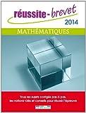 Réussite brevet 2014 - Mathématiques