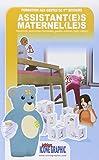 Livre Formation aux gestes de premiers secours : assistant(e)s maternel(le)s