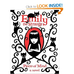 emily the strange books in order