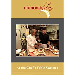 At the Chef's Table Season 1 Episodes 1 thru 20