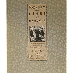 Monday Night at Narsai's: Livre en Ligne - Telecharger Ebook