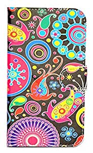 SAMSUNG GALAXY NOTE 2 II N7100 DESIGNER SELF PRINT SYNTHETIC LEATHER FLIP Case COVER STYLE 1