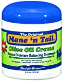 Mane and Tail Olive Oil Creme 5.5 oz. (Pack of 6)