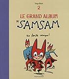 """Afficher """"Le grand album de SamSam n° 2 Une Famille cosmique !"""""""