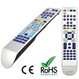Replacement Remote Control for TOSHIBA 22DV501B