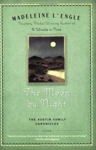 Cover of The Moon by Night (Austin Family)