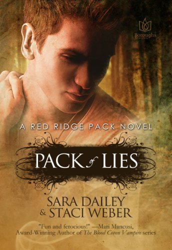 Pack of Lies (Red Ridge Pack) by Sara Dailey