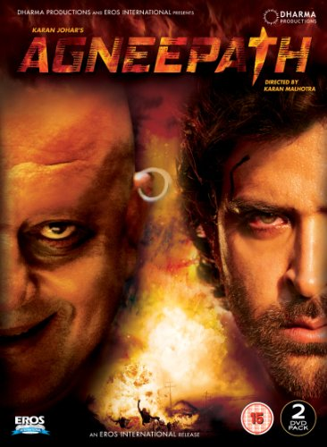 Agneepath (2 Disc Set) Bollywood DVD With English Subtitles
