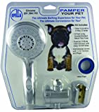 Opella 201.364.110 Pamper Your Pet Handshower, Chrome