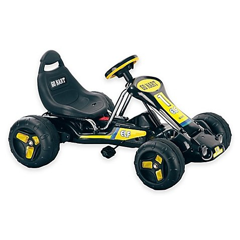 Other toys lil rider black stealth pedal powered go kart for sale