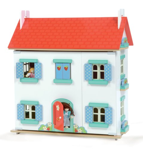Le Toy Strawberry Villa Doll's House