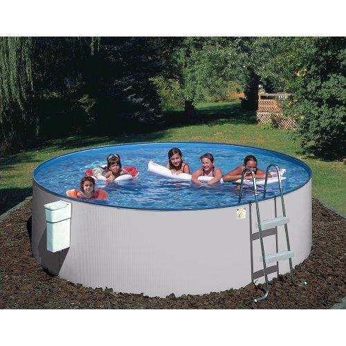 Splash Swimming Pools: Prepare Your Pool: Splash Pools Above Ground Round Pool