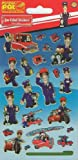 Official Postman Pat Sticker Pack - Small Foil Sticker Pack