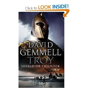 Troy Shield Of Thunder Trojan War Trilogy 2 Amazon Co border=