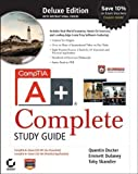 img - for CompTIA A+ Complete Deluxe Study Guide: Exams 220-701 (Essentials) and 220-702 (Practical Application) Har/Cdr St Edition by Docter, Quentin, Dulaney, Emmett, Skandier, Toby published by John Wiley & Sons (2009) book / textbook / text book