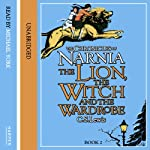 The Lion, the Witch and the Wardrobe: The Chronicles of Narnia, Book 1 (       UNABRIDGED) by C.S. Lewis Narrated by Michael York