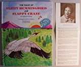 img - for The Race of Flitty Hummingbird and Flappy Crane [ Inscribed & Signed by Author ] An Indian Legend (the race of the Hummingbird and the Crane is a very popular myth among many Southeastern Indian tribes) book / textbook / text book