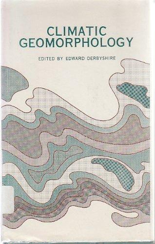 Climatic geomorphology PDF