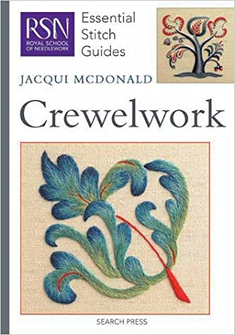 Essential Stitch Guide to Crewelwork (Essential Stitch Guides)