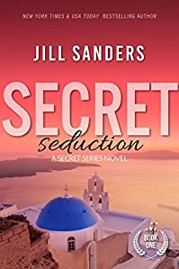 Secret Seduction by Jill Sanders ebook deal