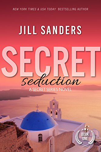 E-book - Secret Seduction by Jill Sanders