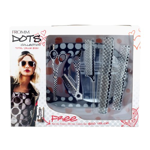 Fromm International Dots Collection Shear Combs