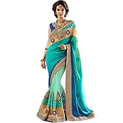 Vasu Saree Pink & Orange Pure Soft Cotton Punjabi Patiala Dress