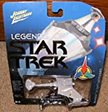 Legends of Star Trek Klingon D7 Battlecruiser Series One
