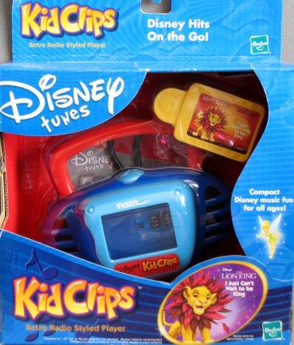 Disney Tunes Kid Clips Retro Radio Styled Player with Lion King Music (Disney Tunes Kid Clips compare prices)