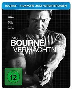 Das Bourne Vermächtnis - Steelbook [Blu-ray] [Limited Edition]