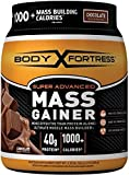 Body Fortress Super Mass Gainer, Chocolate, 2.25 Pounds